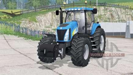 New Holland TG285〡kaufbare Frontgewichte für Farming Simulator 2015