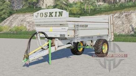 Joskin Ferti-Cap〡design choice für Farming Simulator 2017
