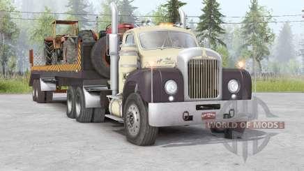 Mack B61 v1.3 für Spin Tires