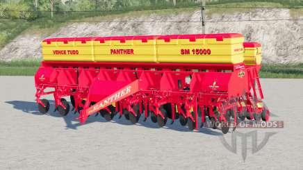 Vence Tudo Panther SM 15000 pour Farming Simulator 2017