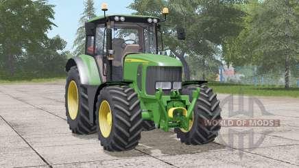 John Deere 63ვ0 für Farming Simulator 2017