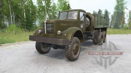 YAAZ-210 für MudRunner