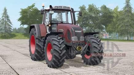 Fendt Favorit 900 Variѻ pour Farming Simulator 2017