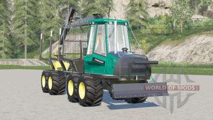 Timberjack 810B für Farming Simulator 2017