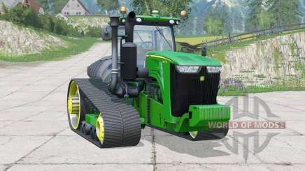 John Deere 9560RT 〡 volant réglable pour Farming Simulator 2015