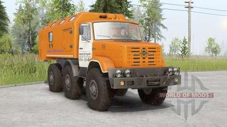 ZiL-497Ձ für Spin Tires