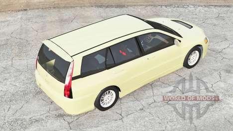 Mitsubishi Lancer Evolution IX Wagon 2005 pour BeamNG Drive