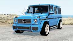 Mercedes-Benz G 65 AMG (W463) 201ⴝ pour BeamNG Drive