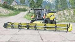 New Holland CR9.90〡mit mehreren Verbesserungen für Farming Simulator 2015