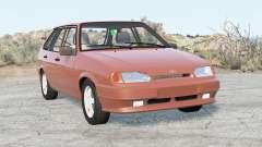 Lada Samara (2114) für BeamNG Drive