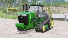 John Deere 9560RT〡Justieren der Lenkung für Farming Simulator 2015