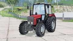 MTZ-820.4 Belarus verstellbar aufklappbar für Farming Simulator 2015