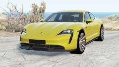 Porsche Taycan Turbo S 2020 für BeamNG Drive