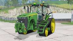 John Deere 8430T〡animierte Vorder- und Heckwischer für Farming Simulator 2015
