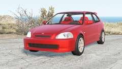 Honda Civic Type-R (EK9) 1997 pour BeamNG Drive