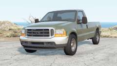 Ford F-350 Super Duty Regular Cab 1999 pour BeamNG Drive