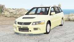 Mitsubishi Lancer Evolution IX Wagon 2005 für BeamNG Drive