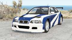BMW M3 GTR (E46) Most Wanted für BeamNG Drive