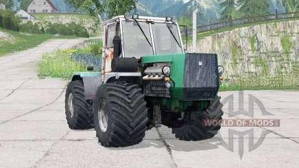 T-150K〡Arbeitsinstrumententafel für Farming Simulator 2015