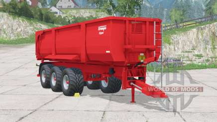 Krampe Big Body 900 pour Farming Simulator 2015