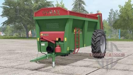 Gyrax EBMX 155〡Arbeitsbeleuchtung für Farming Simulator 2017