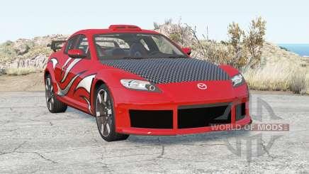 Mazda RX-8 Mias pour BeamNG Drive