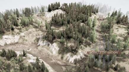 Schwarze Seen für MudRunner