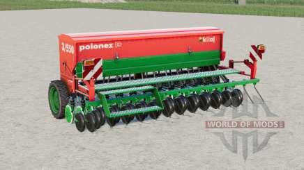 Unia Polonez 550-3D pour Farming Simulator 2017