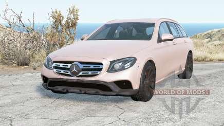 Mercedes-Benz E 350 d Estate All-Terrain (S213) 2017 pour BeamNG Drive
