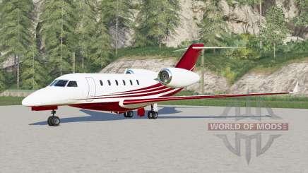 Learjet 75 pour Farming Simulator 2017