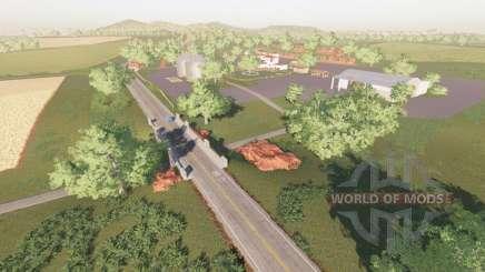 La Granja v1.2 pour Farming Simulator 2017