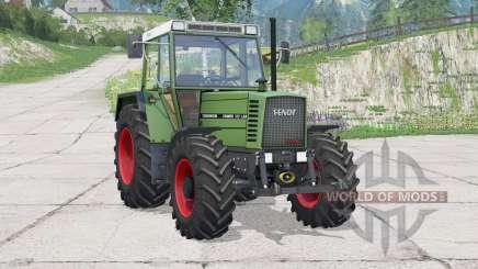 Fendt Farmer 310 LSA Turbomatiꝃ für Farming Simulator 2015