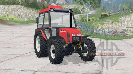 Zetor 6340〡Spiegel reflektieren für Farming Simulator 2015