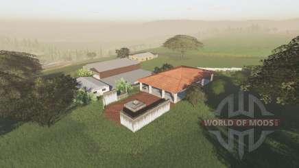 Fazenda Santa Alice für Farming Simulator 2017