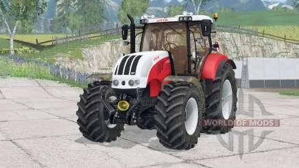 Steyr 6230 CVT〡Licht eingestellt für Farming Simulator 2015
