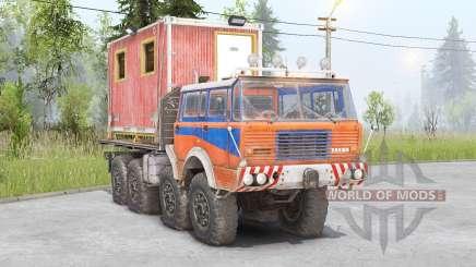 Tatra T81ろ für Spin Tires