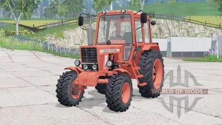 MTZ-522 Weißrussland für Farming Simulator 2015