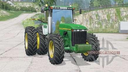 John Deere ৪400 pour Farming Simulator 2015