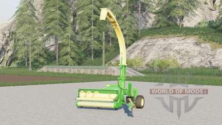 John Deere 3765〡colonneuse-batteuse remorquée pour Farming Simulator 2017