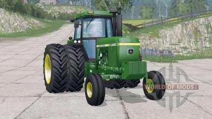 John Deere 44Ꝝ0 für Farming Simulator 2015