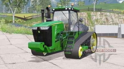 John Deere 9560RT〡ajustement de la direction pour Farming Simulator 2015
