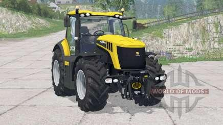JCB Fastrac 8310〡neue dynamische Absauganlage für Farming Simulator 2015