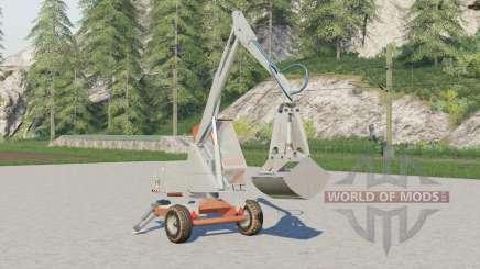 Cyklop T-214〡mit oder ohne Kabine für Farming Simulator 2017