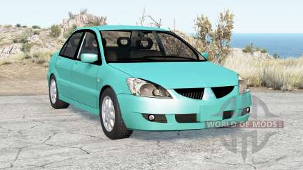 Mitsubishi Lancer 2004 pour BeamNG Drive