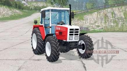 Steyr 8090A Turbꝺ für Farming Simulator 2015