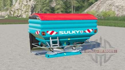 Sulky X50 Econov für Farming Simulator 2017