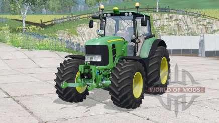 John Deere 7530 Premiuᴍ für Farming Simulator 2015
