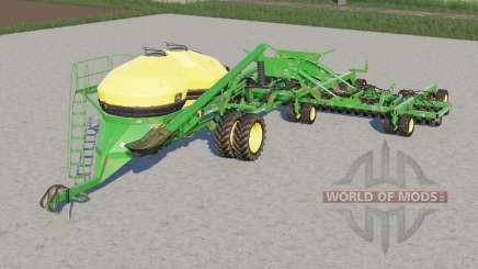 John Deere 1910 chariot à air〡 semoir à air 1890 pour Farming Simulator 2017