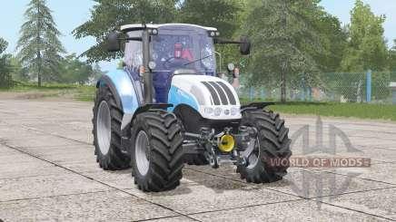 Steyr Multi 4000〡Motorauswahl für Farming Simulator 2017