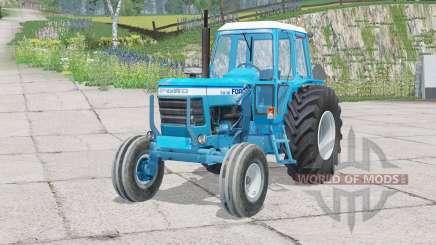 Ford TW-10〡Türen öffnen für Farming Simulator 2015